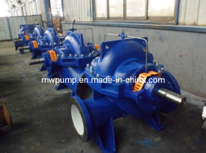 Double Suction Axial Shaft Pump pictures & photos