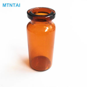 10ml Amber Color Glass Bottles for Pharma Use pictures & photos