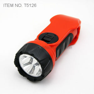 Rechargeable 4 LED Torch (T5126) pictures & photos