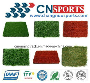 Soft and Comfortable Artificial Turf for Front & Backyard, Landscape, Kinder Gardens pictures & photos