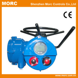Rotary Control Valve Intelligent Multi-Turn Electric Actuator