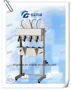 Svf Semi Automatic Vacuum Filling Machine