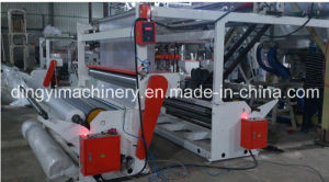 Three Layer Co-Extrusion Film Blowing Machine pictures & photos