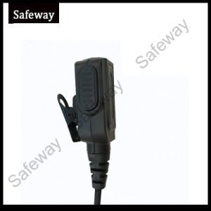 Two Way Radio G Shape Earphone for Hytera X1p pictures & photos
