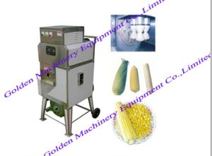 China Fresh Sweet Corn Maize Sheller Husker Thresher Machine pictures & photos