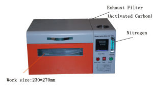 Desk Mini Reflow Oven T200 Series for PCB Welding pictures & photos