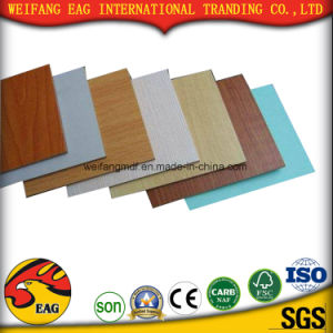 1220*2440mm Plain MDF Baord/Cheap Price pictures & photos