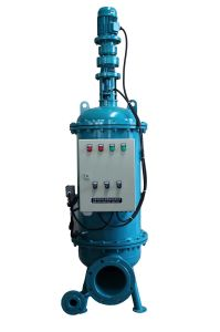 Differential Pressure Control Automatic Backwash Ss Multi-Cartrdige Water Filter pictures & photos