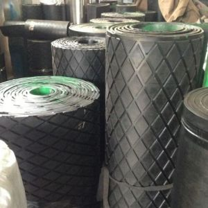 Rubber Anti-Slip Horse / Cow Stable Matting, Rubber Plate pictures & photos