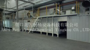 Degrease &Phosphor Line-Drum Cleaning and Washing Machine pictures & photos