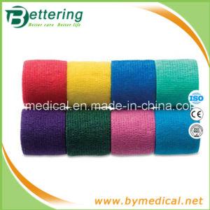 """2"""" Width Muticolour Non Woven Cohesive Bandage pictures & photos"""