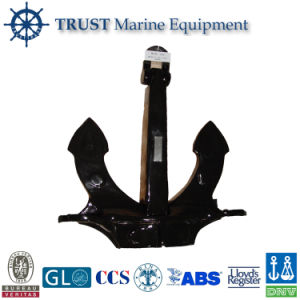 Marine Boat Hall Ship Anchor with CCS, BV, Dnv, Lr, ABS, Gl, Rina Certificate pictures & photos