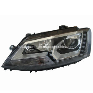 Auto LED Head Lamp for Jetta /Sagitar′12 (LS-VL-230-2) pictures & photos