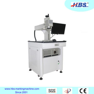 30W CO2 Laser Marking Machine for Plastic/Wood/Rubber/Leather Marking pictures & photos