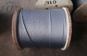 7X7 1X19 7X19 High Quality Stainless Steel Wire Rope pictures & photos