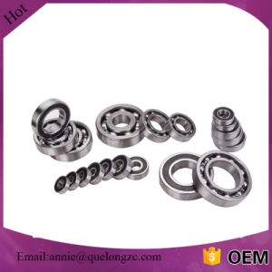 Miniature Deep Groove Ball Bearing 600zz Importer with India Price pictures & photos