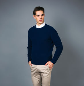 Men′s Fashion Cashmere Sweater 17brpv068 pictures & photos