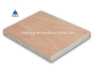 Luli Wood Group 4*8 Ft Cheap Ordinary Plywood, Bulk Plywood for Sale! pictures & photos