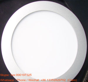 Round Shape Milk White Acrylic LED Diffuser Sheet pictures & photos