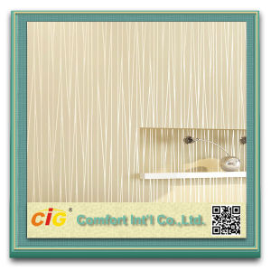 Vinyl Wall Covering for Living Room pictures & photos