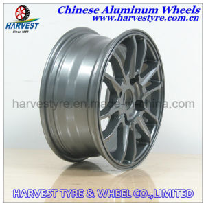 Black Vacuum Chrome Alloy Rims for Car and SUV pictures & photos
