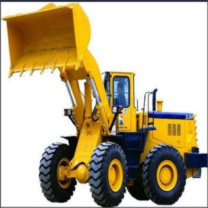 Shangong ZL50F with CAT Engine 5ton Wheel Loader pictures & photos