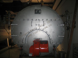 W N S Series Oil (GAS) -Fired Steam Hot Water Boiler pictures & photos