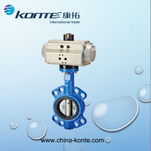 Pneumatic Actuator of Different Seal Material High Low Temperature pictures & photos