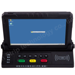 GPS Tracker with 7 Inch Navigation Screen, Tracking System