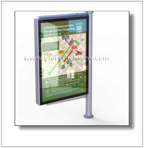 Outdoor and Indoor Advertising Scrolling Signs pictures & photos