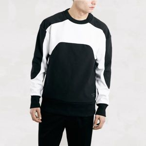 High Quality Selected Sport Black Sweatshirt pictures & photos