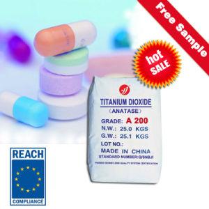 Medicine Grade Anatase Titanium Dioxide (A200) pictures & photos