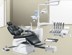 Linak Motor Cy308 Folding Top Mounted Dental Chair Dental Unit pictures & photos