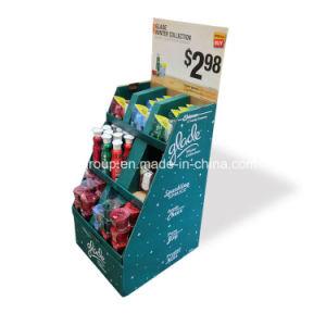 Best Seller Cardboard Stands Paper Pallet Custom Pop Displays pictures & photos