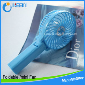 Best Gift Rechargeable Mini Electric Hand Fan Portable USB Hand Fan pictures & photos