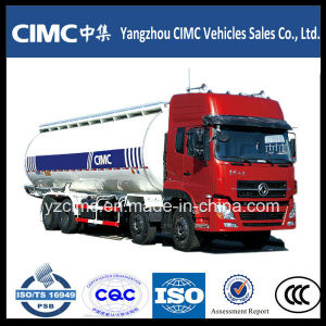 Dongfeng 8X4 Bulk Cement Tank Truck pictures & photos