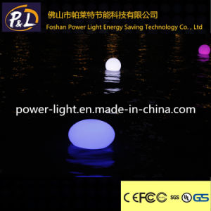 Illuminated Plastic LED Pool Stone Light pictures & photos