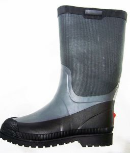 Plush Lining New Design Rubber Boots for Working pictures & photos