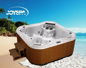 European Fluent Delicate Design Balboa Outdoor Hottub/Whirlpools for 5 Person pictures & photos