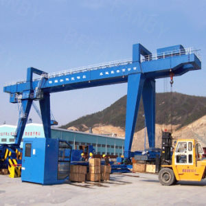 50t Gantry Crane on Railway pictures & photos