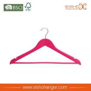 Wholesale Garment Usage Wooden Hanger for Shirts (4LQJ0010) pictures & photos