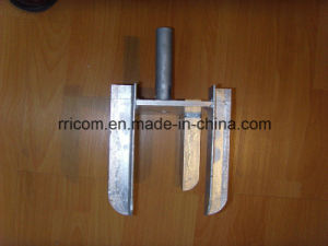 Galvanized Scaffold U Type Fork Head for Formwork pictures & photos
