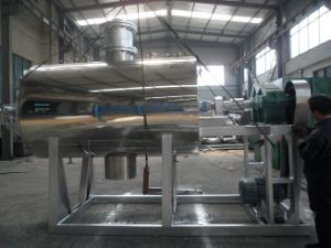 ZPG Calcium Cyanamide Drying Machine
