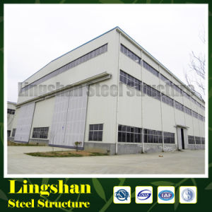 China Design Prefabricated Steel Structure Factory Building (LS-SS-46) pictures & photos