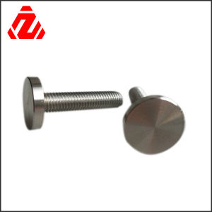 High Strength Stainless Steel Left Helical Bolt pictures & photos