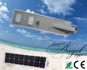 40W All in One Solar Street Light with Best Quality pictures & photos