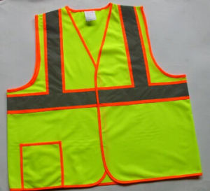 Jogging Sports Reflective Safety Vest Yg854 pictures & photos