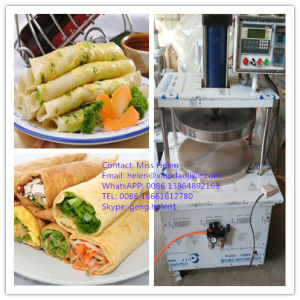 Peking Duck Bread Machine /Thin Bread Making Machine pictures & photos