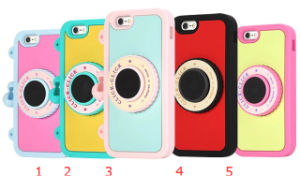 New Selfie Click Silicone Case for iPhone6 Silicone Cover pictures & photos