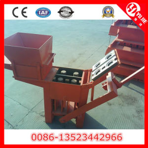 Qm2-40 Manual Clay Brick Pressing Machine for Sale pictures & photos